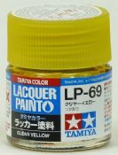 Tamiya 82169 LP69 Clear Yellow